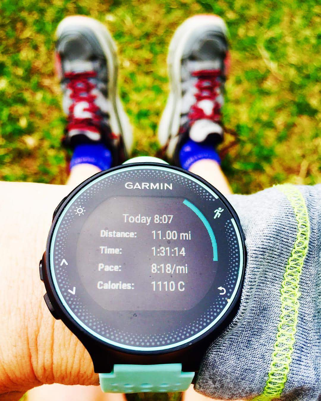 Adventure Watch: Garmin Forerunner 235 - impulse4adventure